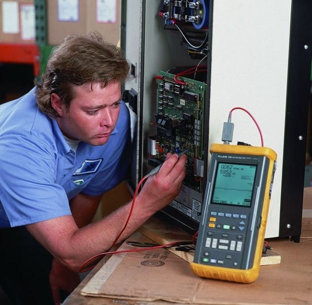 Picture of Electronic Service & Repair