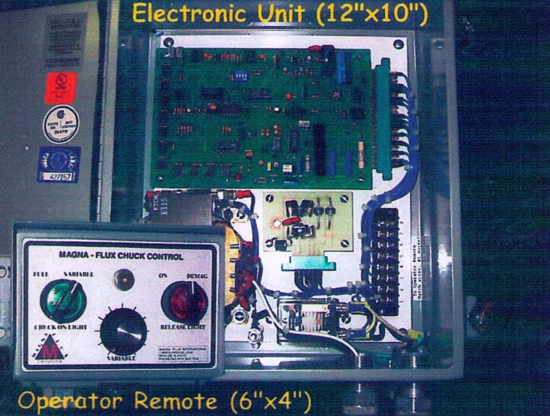 Picture of MF-CC-115-1500 , Electromagnetic Chuck Control