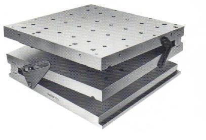 Picture of SPCA 1212 , Non-Magnetic Compound Angle Sine Plate