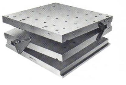 Picture of SPCA 1212 , Non-Magnetic Compound Angle Sine Plate