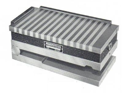 Picture of MSP 612-10 , Permanent Magnetic Standard pole Single Angle Sine Plate