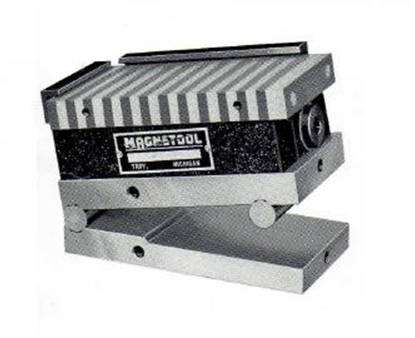 Picture of MSP 363-5 , Permanent Magnetic Standard pole Single Angle Sine Plate