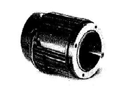 Picture of 0260 , 42R Series AC Induction Motor