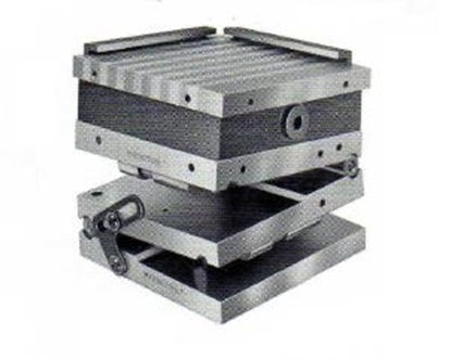 Picture of MSPC 665 , Permanent Magnetic Standard pole Compound Angle Sine Plate