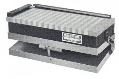 Picture of MSP 618-15 , Permanent Magnetic Standard pole Single Angle Sine Plate