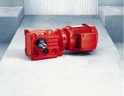 Picture of KVZ87 , K Series Helical-Bevel Gear Motor