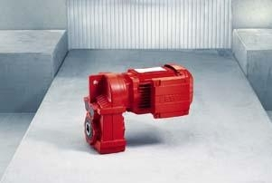 Picture of FAF87 , F Series Parallel Shaft Helical Gearmotor