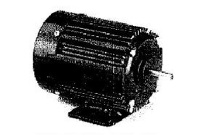 Picture of 0253 , 42R Series AC Induction Motor