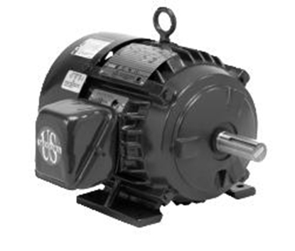 Picture of A125P3CB , General Purpose Automotive Duty, U Frame Footed Motor