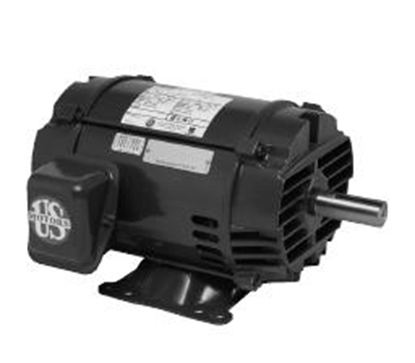 Picture of D125E4G , General Purpose Three Phase Open Dripproof (ODP) NEMA Premium Efficient – IE3 Motor