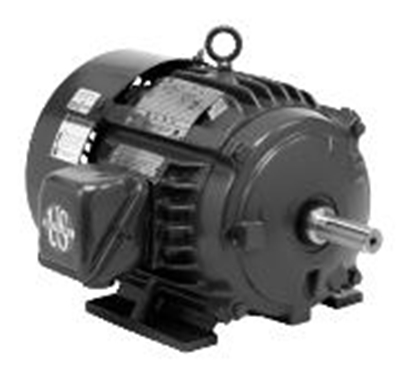 Picture of H125P1GS , General Purpose Hostile Duty Motor
