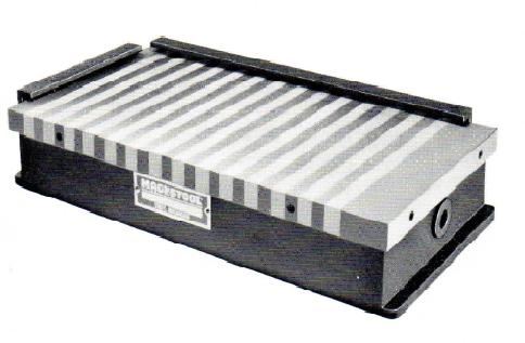 Picture of SP610-37 , Permanent Magnetic High Power Standard Pole Chuck