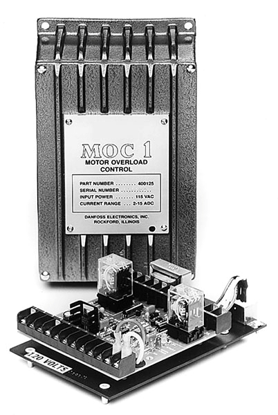 MOC-1 Motor Overload Controls