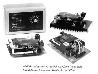 Vari Speed® A2000 series