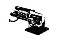 24A-3F Series DC Right Angle Gearmotors