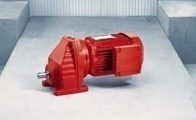 RX Series Single-Stage Helical Gearmotors