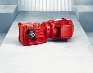 K Series Helical-Bevel Gearmotors