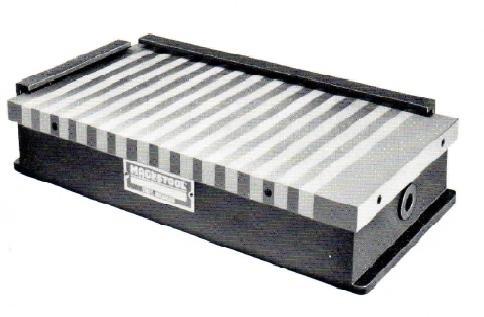 Permanent Magnetic High Power Standard Pole Chucks