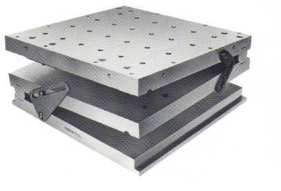 Non-Magnetic Compound Angle Sine Plates