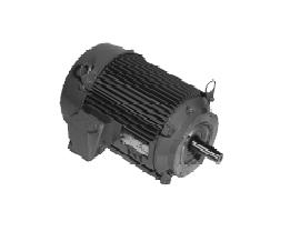 General Purpose Three Phase, Totally Enclosed Fan Cooled (TEFC) Unimount® Energy Efficient, C-Face Footless Motors